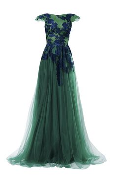 Almost Perfect, Formal Gowns, Dream Dress, Special Occasion, Style Me, Collection, Polyvore, Fashion, Green