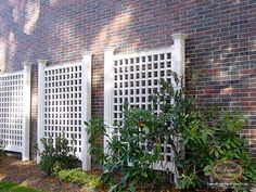 24 New Ideas Landscaping Front Yard Colonial White Fence - Modern