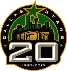 Dallas Stars Anniversary Logo on Chris Creamer's Sports Logos Page - SportsLogos. A virtual museum of sports logos, uniforms and historical items. 50th Anniversary Logo, Anniversary Photos, Nhl Logos, Sports Logos, Sports Graphic Design, Sport Design, Design Design, Design Ideas, Dallas Sports