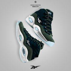 Reebok Classics x Kendrick Lamar Signature Sneakers