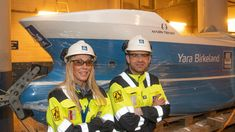 The YARA Birkeland project is important for the environment – replacing lorries Great Expectations, First World, Marines, Two By Two, Ideas