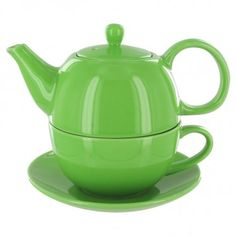 Tea for One Lime Gloss Finish - English Tea Store Brand