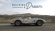 """""""I wanted to experience what they experienced, and I didn't know any other way to do it except by trying to build a car like they had,"""" says Peter Giacobbi, ..."""