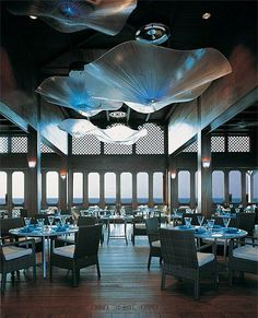 Restaurant Design With The Best View Commercial Interior Design News.
