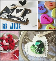 22 Handmade Valentine Ideas