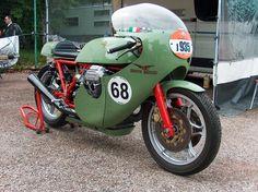 Moto Guzzi Le Mans
