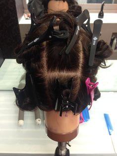 Sectioning for full head of foils | Hair color | Pinterest ...