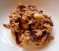 The Renaissance Girl Cooks...: Gordon Ramsay's Baked Spice Porridge