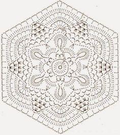 Home Decor Crochet Patterns Part 61 - Beautiful Crochet Patterns and Knitting Patterns Filet Crochet, Art Au Crochet, Beau Crochet, Crochet Diagram, Thread Crochet, Motif Mandala Crochet, Crochet Stitches Patterns, Crochet Doilies, Knitting Patterns