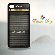 iPhone 4 4s Hard Case  Marshall Amplifier Guitar  by ElectraShop, $14.99