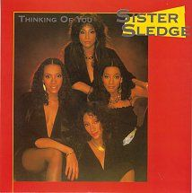 45cat - Sister Sledge - Thinking Of You / We Are Family - Atlantic - UK - B 9744