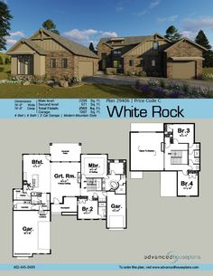 1 1 2 story house plans an appealing blend of textures enhance the exterior this modern mountain style 15story 55 best 12 story house plans images in 2018 story houses