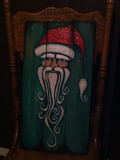 Craft show santa