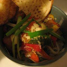Pork and Pepper Stir Fry Allrecipes.com