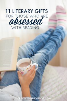 Show that book lover in your life how much you care with a gift that speaks their literary language! From cute tees to cozy mugs, you're sure to find a gem nestled in this list of best gifts for book lovers. Everything rings in under $25 too!