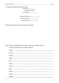 Ejercicios lengua 6º primaria School, Texts, Textbook, Reading Comprehension, Schools