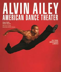 Alvin Ailey American Dance Theater at The Fox from February 13-16, 2014. Use link below http://www.alvinailey.org/atlanta