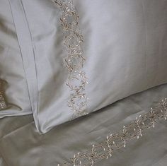 A Touch of Lace Bedroom Comforter Sets, Lace Bedding, Best Bedding Sets, Embroidered Pillowcases, Embroidered Towels, Custom Embroidery, Machine Embroidery Designs, Bed Cover Design, Luxury Cushions