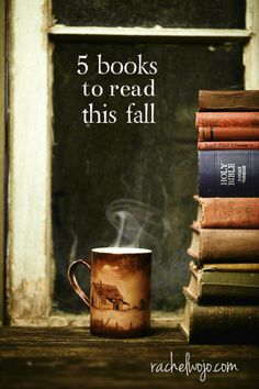 5 Christian nonfiction books to read this fall! Grab your latte and check out this list!
