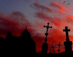 cemetery, dark, and Halloween Dracula, Noxus League Of Legends, Olgierd Von Everec, Kyoko Sakura, Amane Misa, Half Elf, Alluka Zoldyck, Scary, Creepy