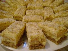 Romanian Desserts, Romanian Food, Cookie Recipes, Dessert Recipes, Baking Classes, Good Food, Yummy Food, Sweet Cakes, Holiday Baking