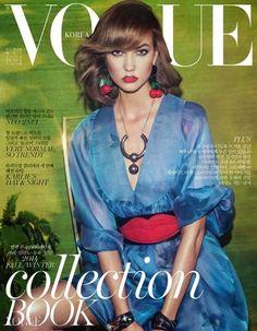 Karlie Kloss for Vogue Korea - May 2014