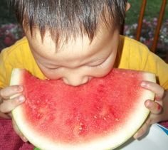 7 Quick Takes Friday: Celebrating Gotcha Day, ending summer with juicy watermelon, kindergarten jitters & more fun stories from mommy blogger Rita! #CRBlog