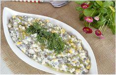 Mısırlı Yeşil Mercimek Salatası Tarifi