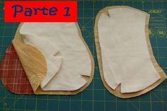 Tiquinho de Coisa: Clutch - bolsa de mão passo a passo