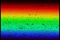 APOD---All the Colors of the Sun