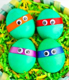 25 Things to Do with Eggs on Easter that would make Pinterest Proud