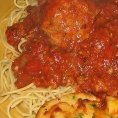 Sauce à spaghetti aux saucisses italiennes