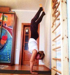 #стойканаруках Slim, Yoga, Yoga Tips