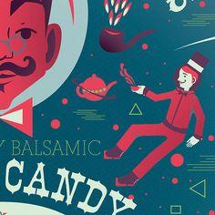 Dandy Candies Packaging on Behance