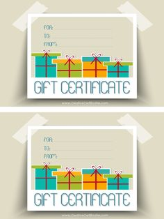 Free printable gift certificate templates printables pinterest birthday certificate template yelopaper Images