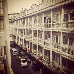 #colonial #bangkok #bkk #street