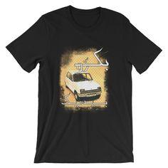 Back To Basic Unisex Short Sleeve T-shirt (Renault)