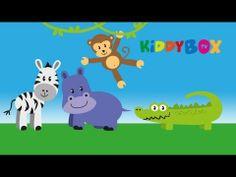 Ein Männlein steht im Walde - Kinderlieder (KIDDYBOX.TV)