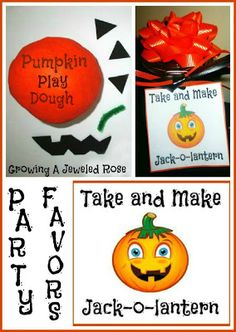 Kids Halloween Party Favors ~ Growing A Jeweled Rose
