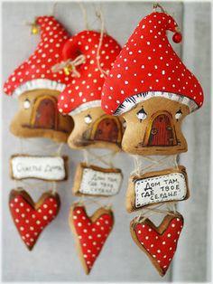 Кофейные сказки: домики Моя фотография  Белла Витторф     С-Петербург, Russia