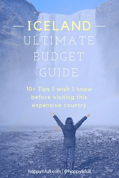 Budget Trip to Iceland | Ultimate Iceland Guide of Everything you need to know | Prepare Trip to Iceland | ReykjavikTrip
