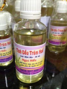 Trà Atiso đỏ, Hồng Hoa, Hibiscus: TINH DẦU TRÀM HUẾ NGỌC HIẾU 50ml giá 80.000đ/lọ | ...