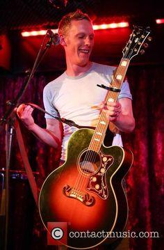 Laurence Fox from Borderline Concert 2015