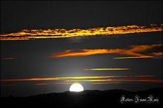Atardecer en La Zarza (Calañas, Huelva) / Sunset over La Zarza (Calañas, Huelva)