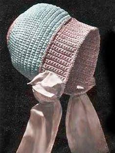 1900s baby hat