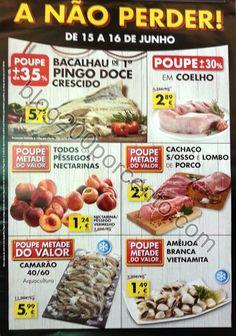 Novo Folheto PINGO DOCE promoções dias 15 e 16 junho - http://parapoupar.com/novo-folheto-pingo-doce-promocoes-dias-15-e-16-junho/