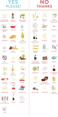 Gluten free guide ⋆ Delicious Alchemy