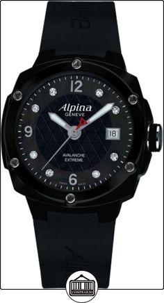 Alpina Geneve Avalance Extreme Ceramic AL-240MPBD3FBAEC6 Reloj para mujeres con diamantes genuinos  ✿ Relojes para mujer - (Lujo) ✿