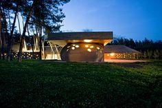 Ecohotel «Friend House»  Architetto: Ryntovt Design Studio, Yuriy Ryntovt location: Oblast' di Dnipropetrovs'k / Ucraina; type: Alberghi; year: 2012