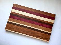 Large Cutting Board Edge Grain | Gibson Boards